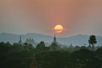 Mystisches Bagan